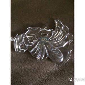 Mikasa Crystal Cherub Ornament Joyous Collection
